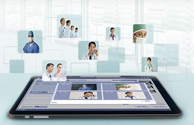 智慧医疗远程会诊平台系统